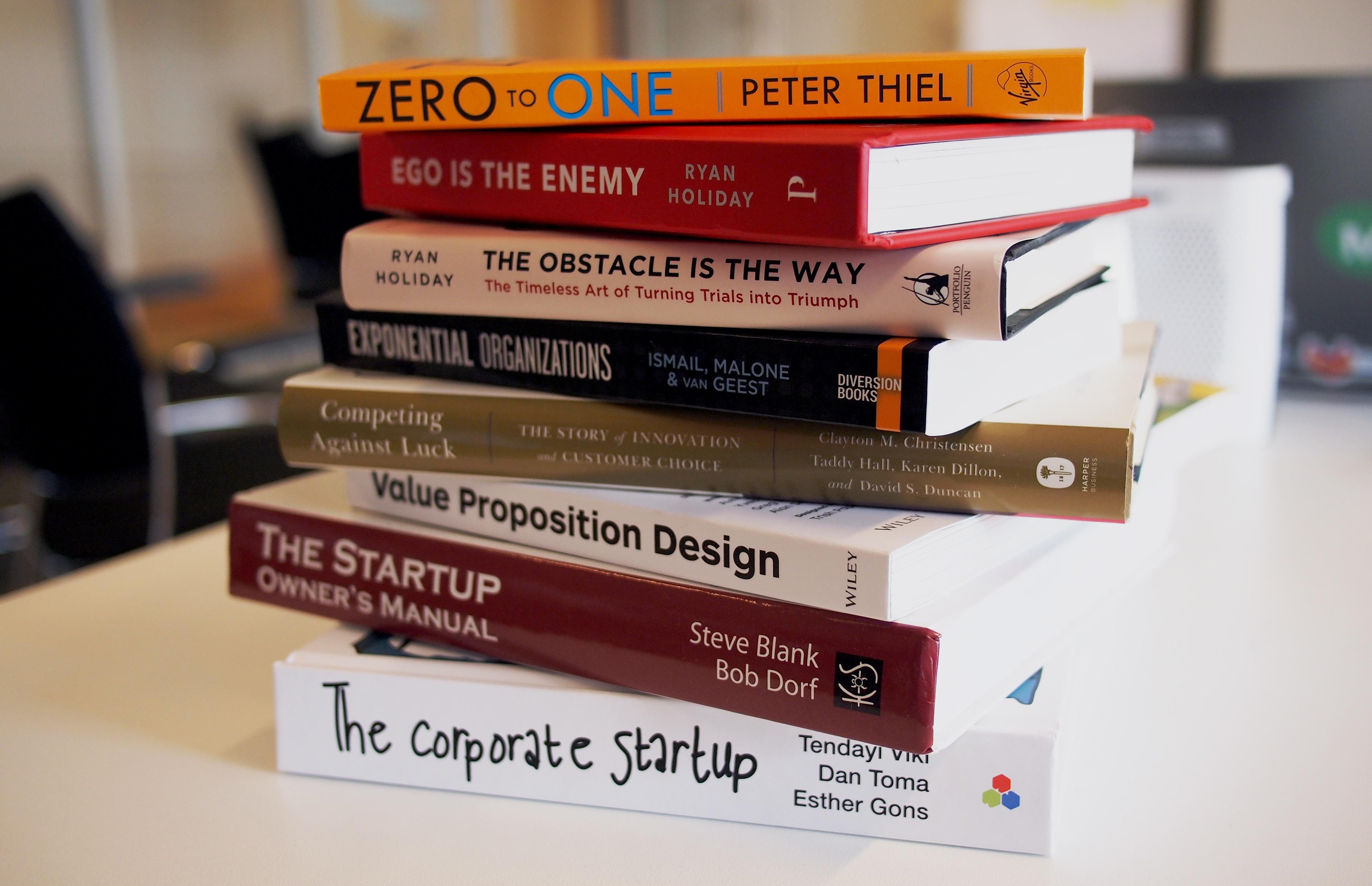 Startup program information
